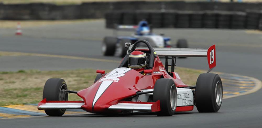 Alan Mccallum Racing Website Home